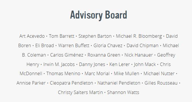 Everytown Advisory Board